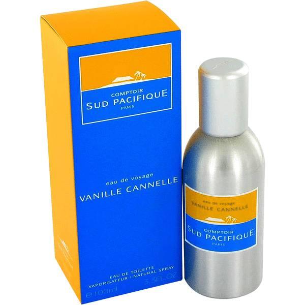 Comptoir Sud Pacifique Vanille Canelle (cinnamon) Perfume