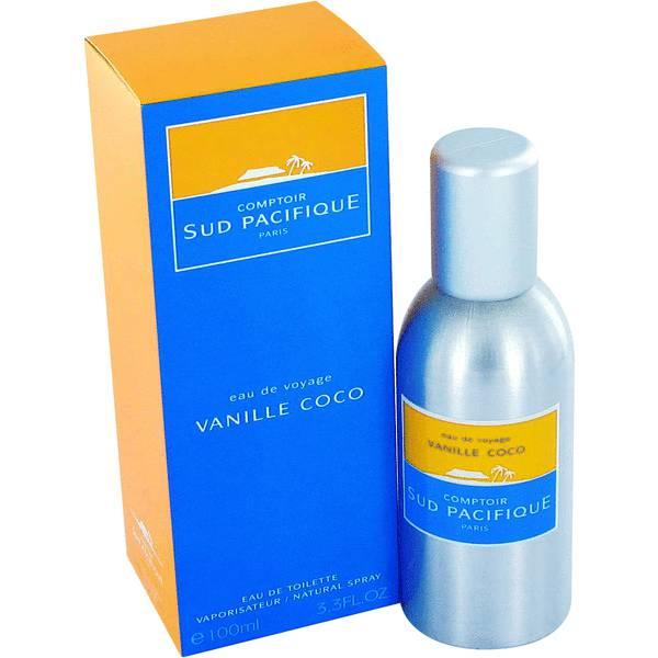 Comptoir Sud Pacifique Vanille Coco Perfume