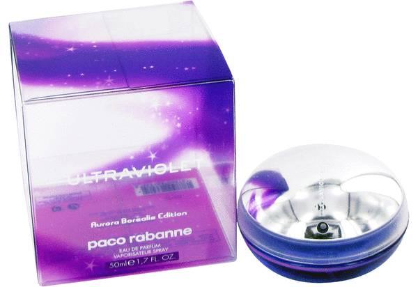 Ultraviolet Aurora Borealis Perfume