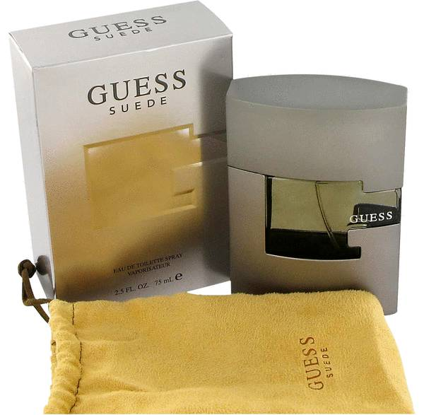 Guess Suede Perfume