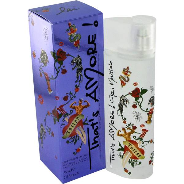 That's Amore Tatoo Perfume