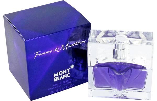 Femme De Mont Blanc Perfume
