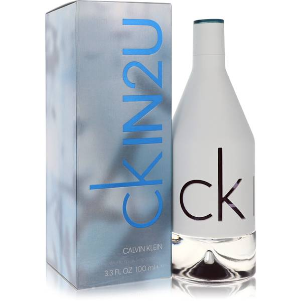 CK IN2U For Her By Calvin Klein EDT Review