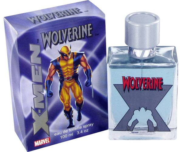 X-men Wolverine Cologne