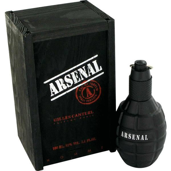 Arsenal Black Cologne