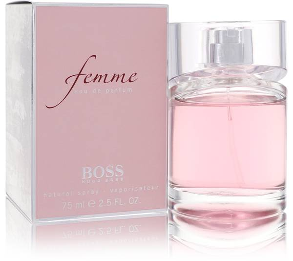 Boss Femme Perfume By Hugo Boss Fragrancexcom