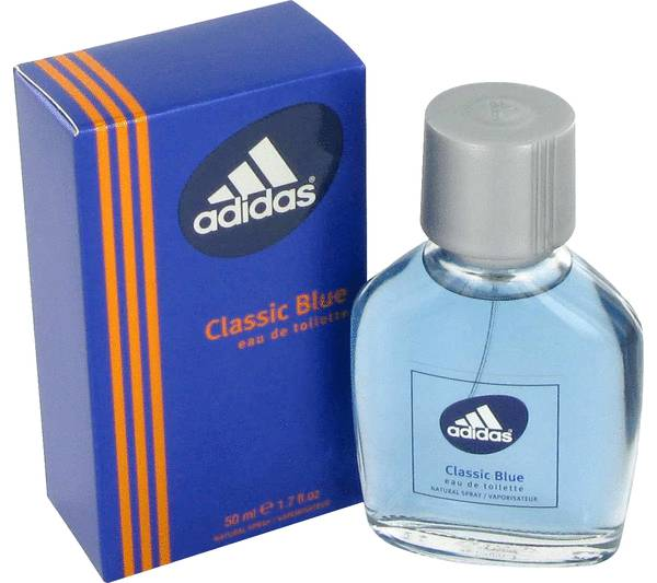 Adidas Classic Blue Cologne