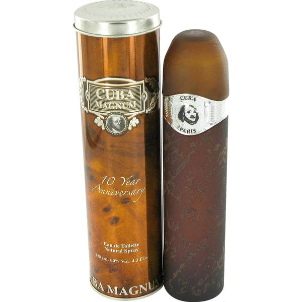 Cuba Magnum Black Cologne
