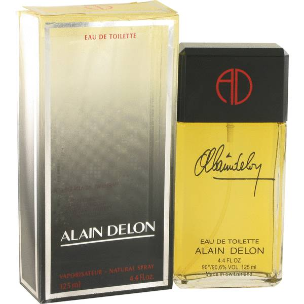 Alain Delon Cologne