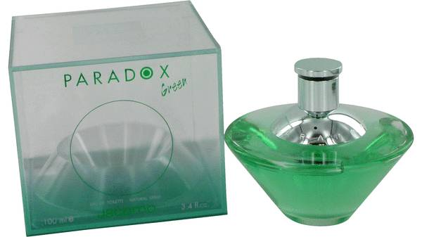 Paradox Green Perfume