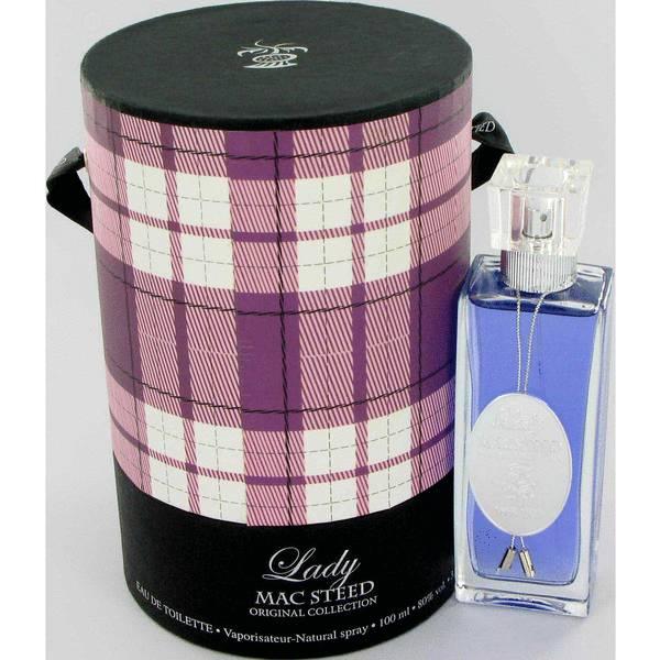 Lady Mac Steed Prune Tartan Perfume