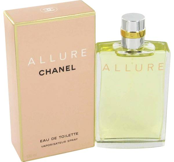 Allure Perfume By Chanel Fragrancexcom