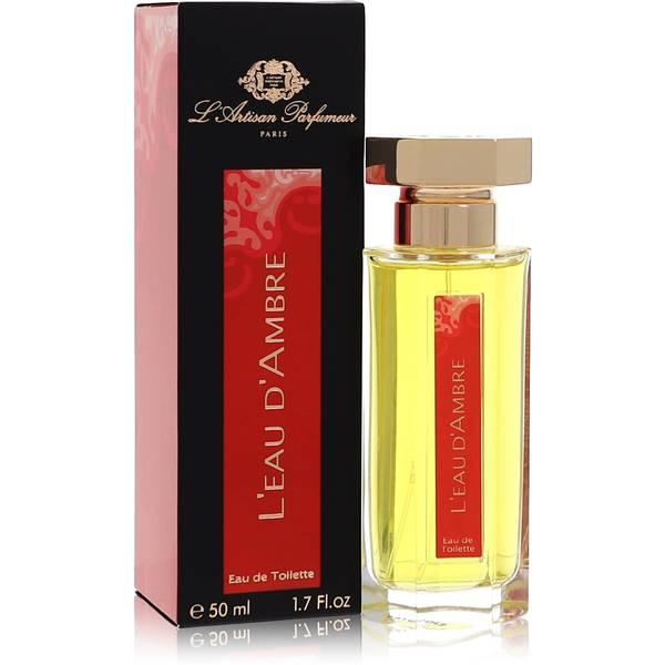 L'eau D'ambre Perfume