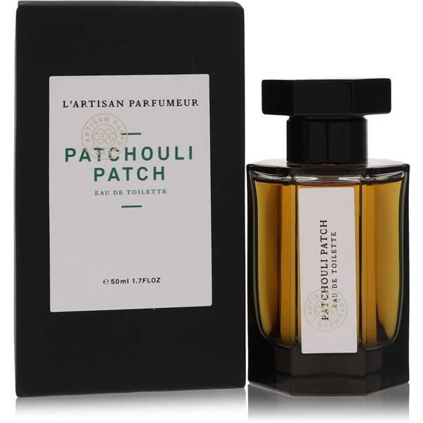 Patchouli Patch Perfume