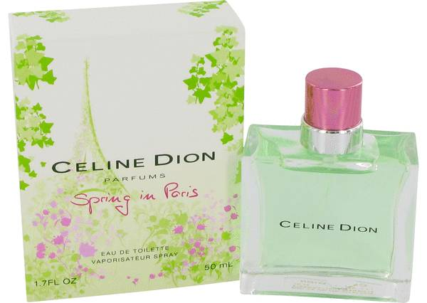 Spring In Paris Perfume