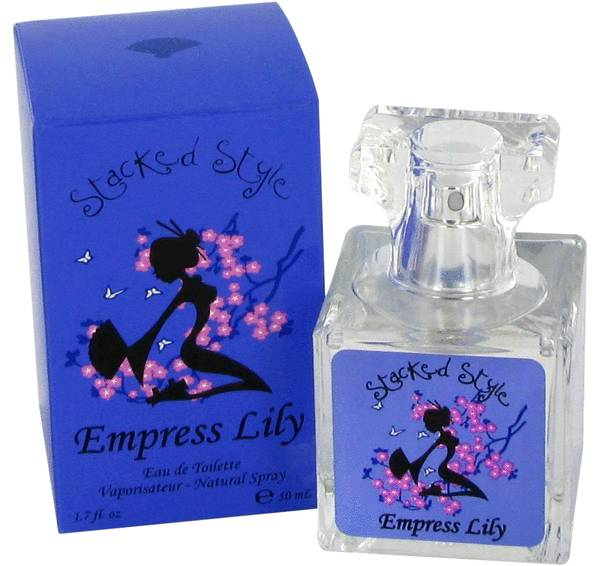 Empress Lily Perfume