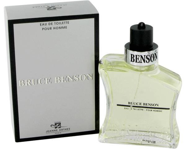 Bruce Benson Cologne