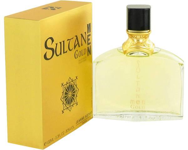 Sultane Gold Cologne