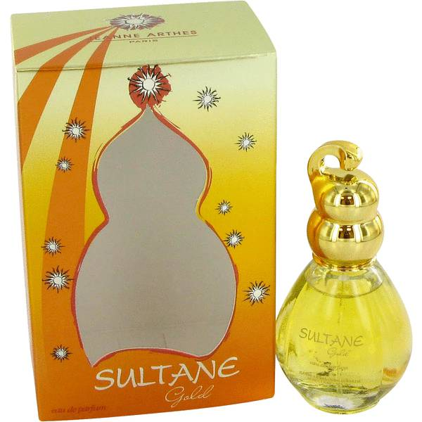 Sultane Gold Perfume