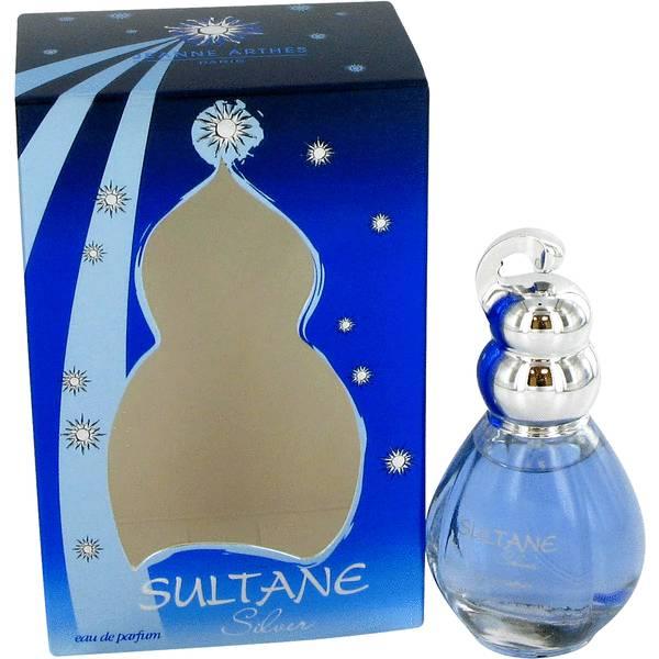 Sultane Silver Perfume