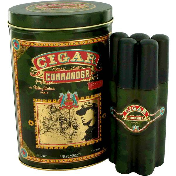 Cigar Commander Cologne