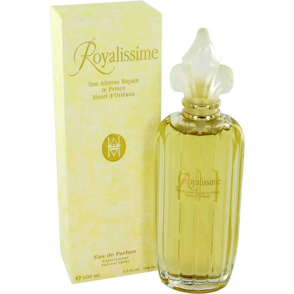 Royalissime Perfume