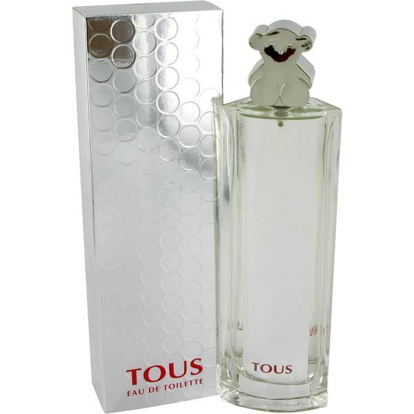 Tous Silver Perfume
