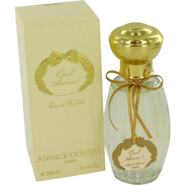 Quel Amour Perfume