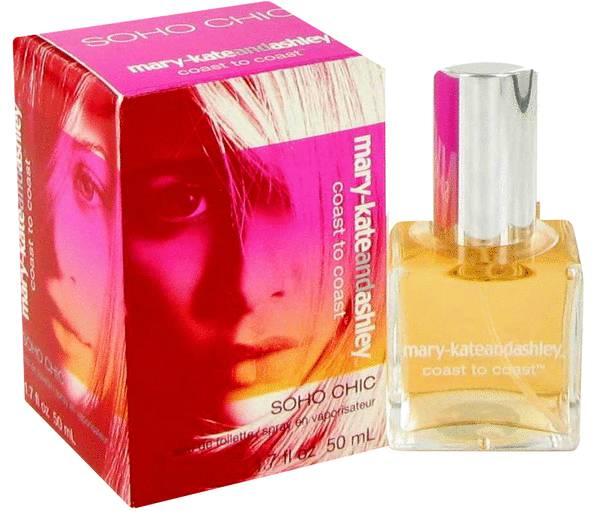 Soho Chic Perfume