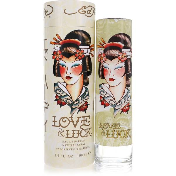 Ed Hardy Love And Luck By Christian Audigier: Love & Luck Perfume By Christian Audigier
