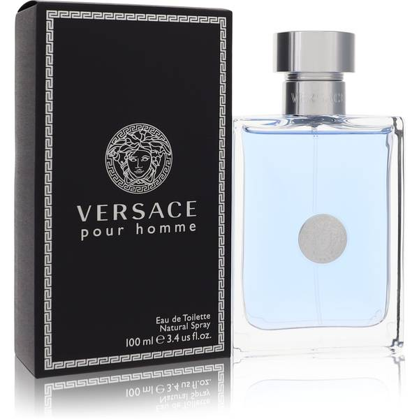 For By Cologne Pour Versace Homme Men 8nOP0wk
