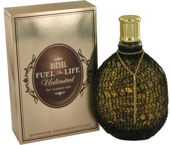 Fuel For Life Unlimited Perfume