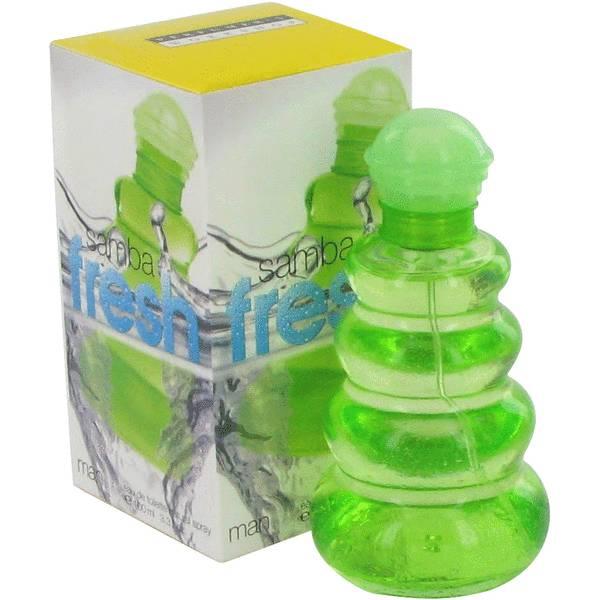 Samba Fresh Perfume