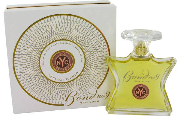 So New York Perfume