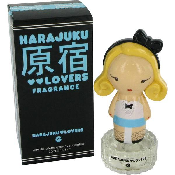 Harajuku Lovers G Perfume For Women By Gwen Stefani