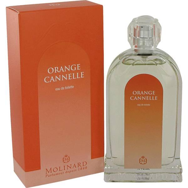 Orange Cannelle Perfume