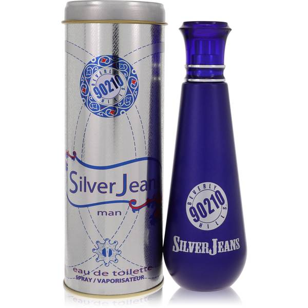 90210 Silver Jeans Cologne