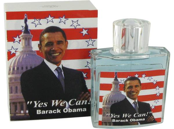 Barack Obama Cologne