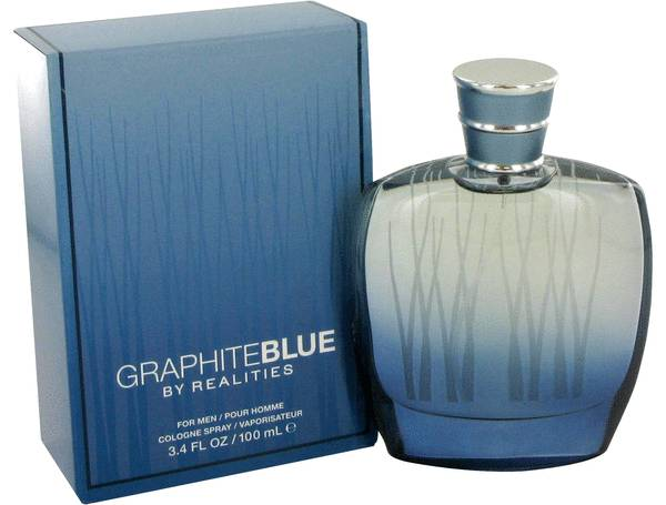 Realities Graphite Blue Cologne