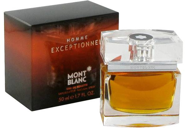 homme exceptionnel cologne by mont blanc. Black Bedroom Furniture Sets. Home Design Ideas