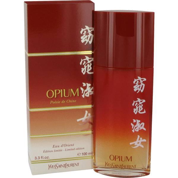 Opium Eau D'orient Poesie De Chine Perfume