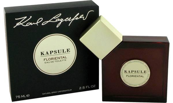 Kapsule Floriental Perfume