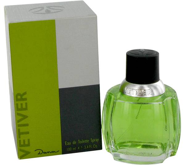 Vetiver Dana Cologne