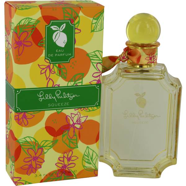 Lilly Pulitzer Squeeze Perfume