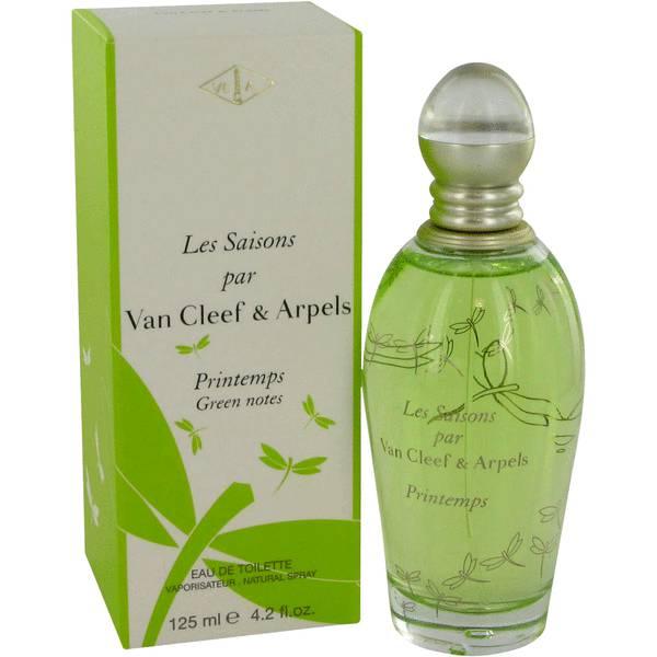 Les Saisons Par Van Cleef Printemps Perfume