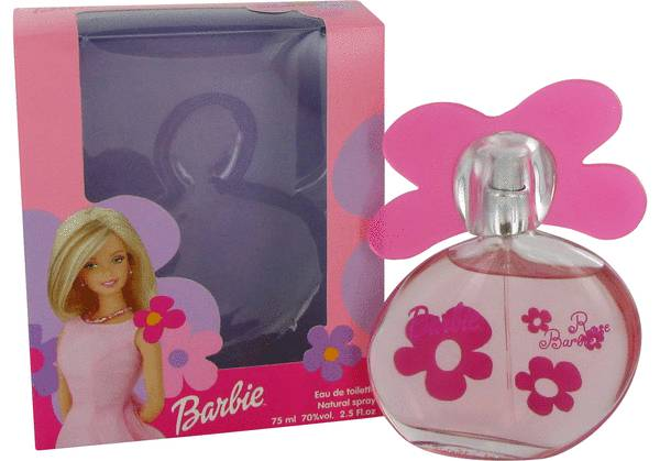 Barbie Rose Perfume