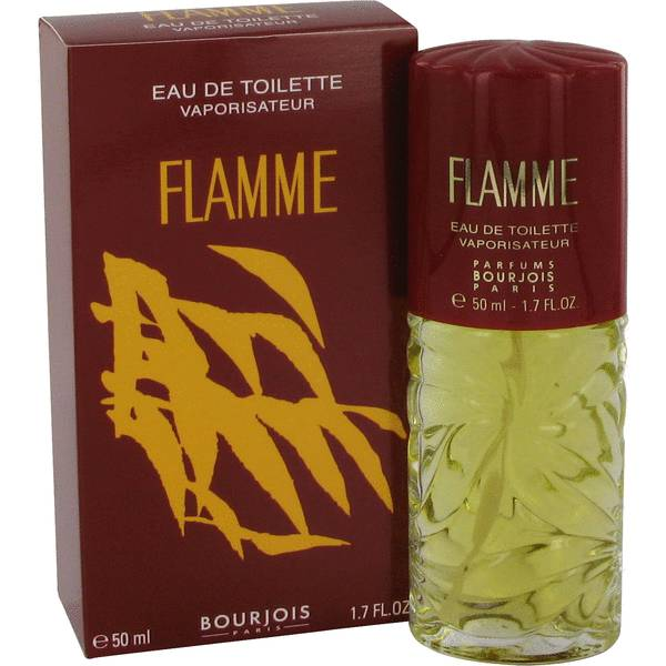 Bourjois Flamme Perfume