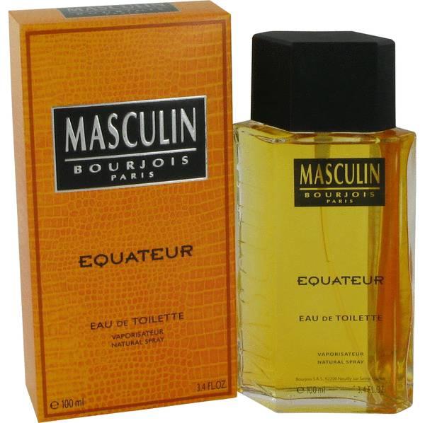 Masculin Equateur Cologne