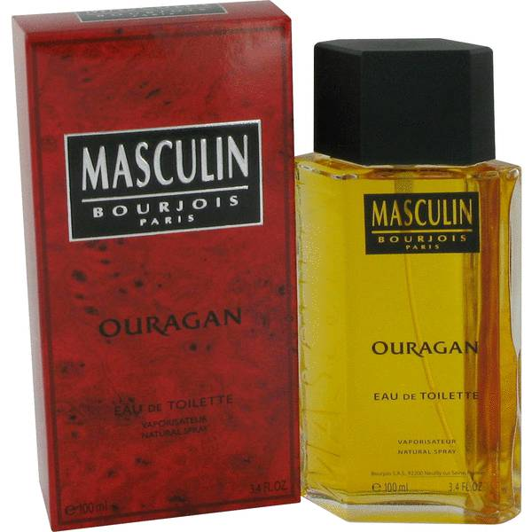 Masculin Ouragan Cologne
