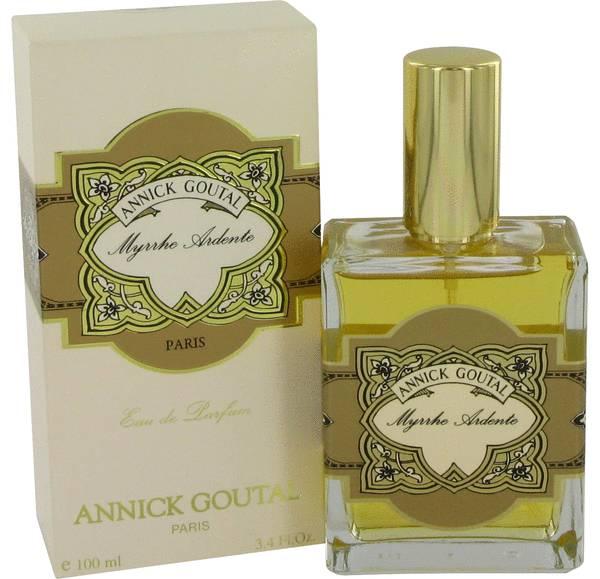 Myrrhe Ardente Perfume